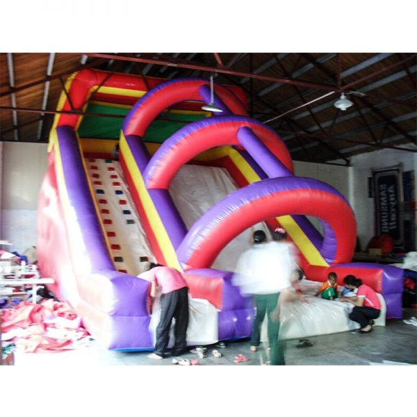 Tobogán inflable 3