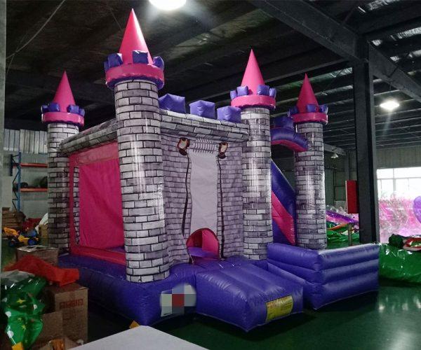 Castillo Inflable para Niñas de Alta calidad 1