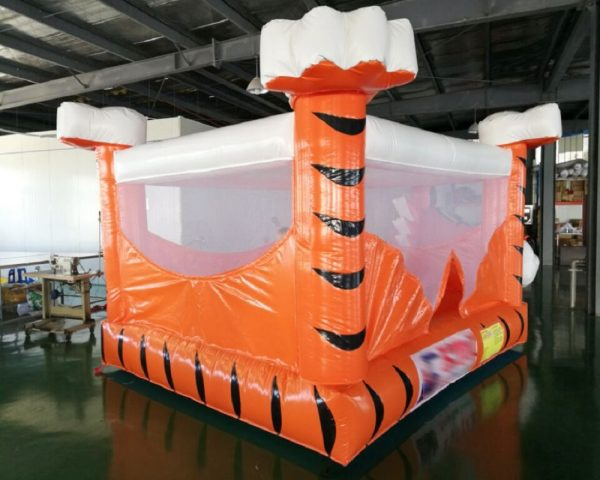 Castillo Inflable Tigre 3