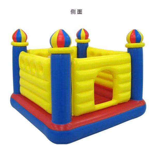 Castillo inflable pequeño 2