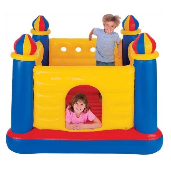 Castillo inflable pequeño 1