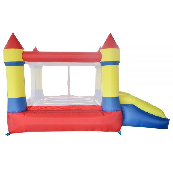 Castillo inflable 4x4 4