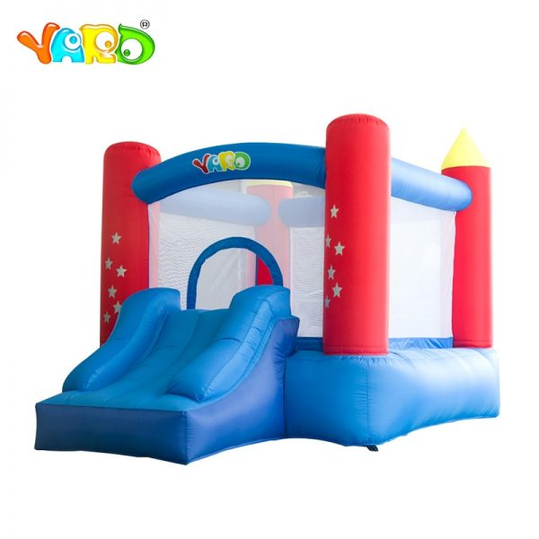 Castillo inflable 4x4 5