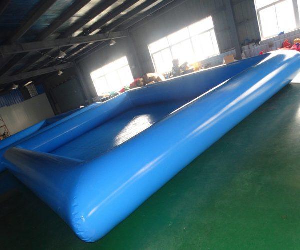 Piscina inflable gigante azul de gran calidad para adultos 4