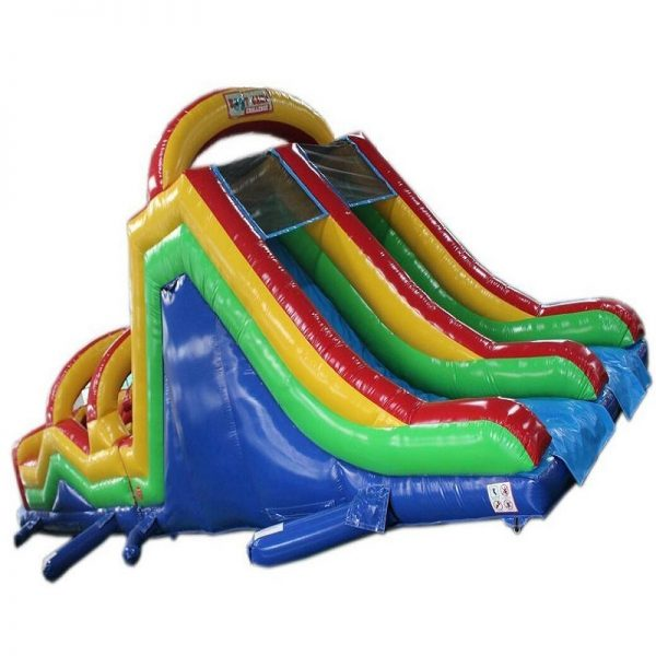 Inflable Obstaculos 2