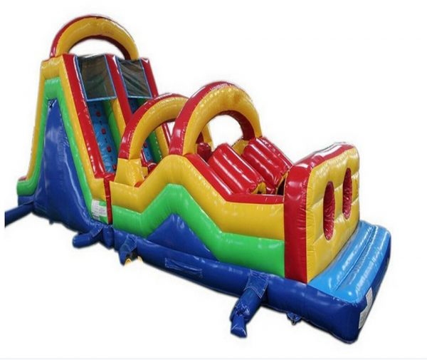 Inflable Obstaculos 1