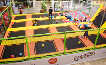 Trampolin Recreativo