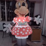 Inflable Publicitario Minnie