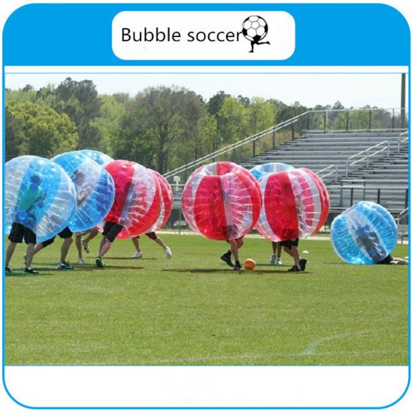 Bumper Ball - Bola Inflable para Chocar 2