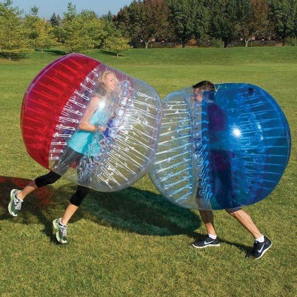 Bumper Ball - Bola Inflable para Chocar 3