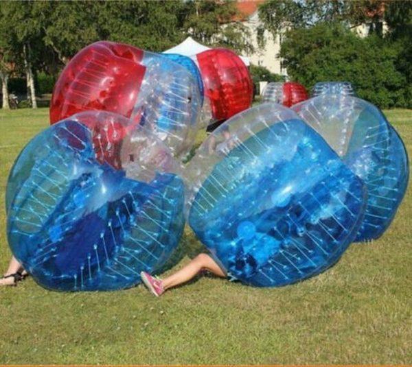 Bumper Ball - Bola Inflable para Chocar 4