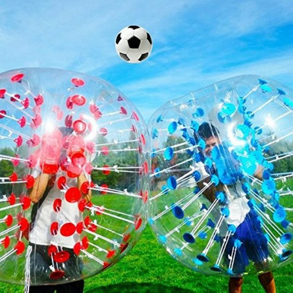 Bumper Ball - Bola Inflable para Chocar 5