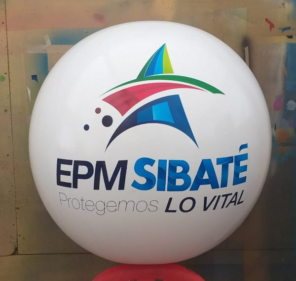balones inflables publicitarios