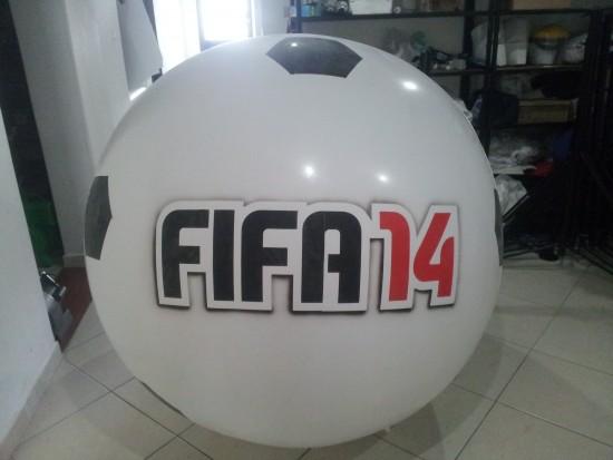 balon inflable publicitario
