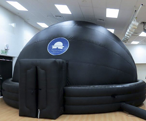 planetario movil Inflable