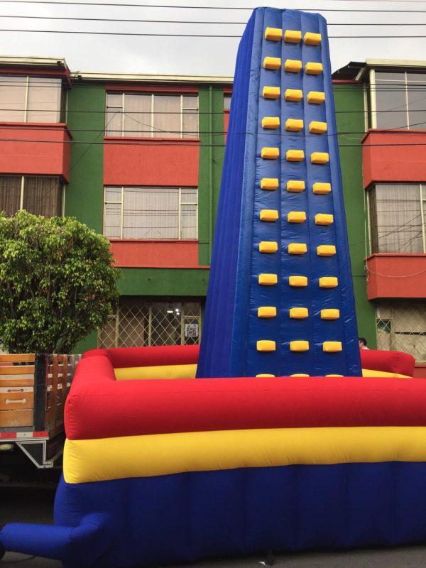 Muro De Escalar Inflable 1