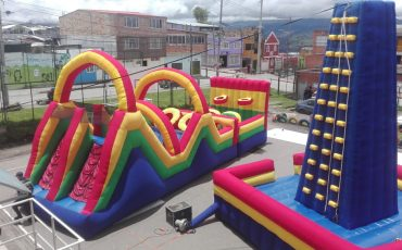 Muro de Escalar Inflable