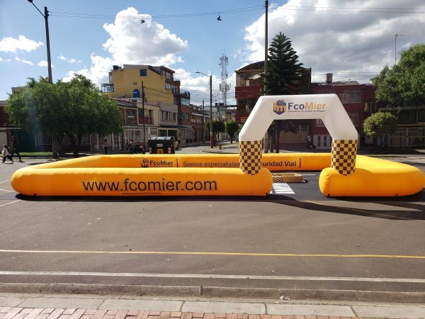 Pista Inflable 2