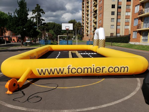 Pista Inflable 4