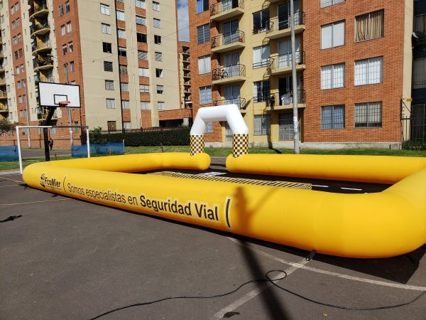 Pista Inflable 5