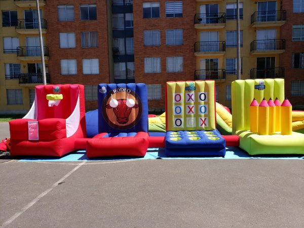 Feria Inflable