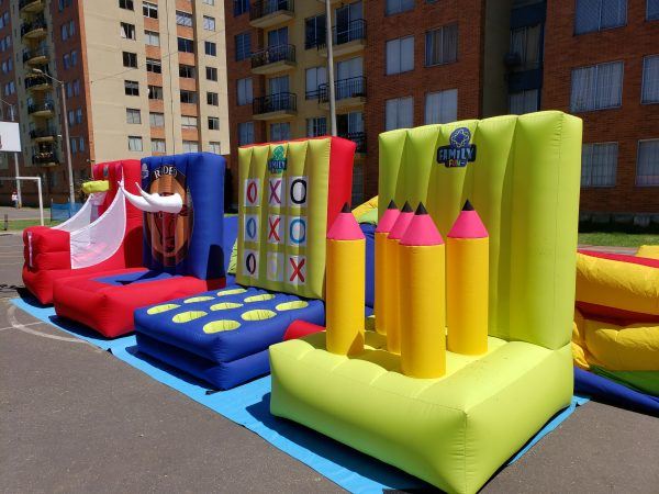 Feria Inflable 2