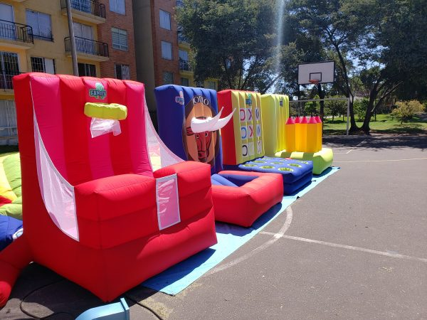Feria Inflable 1