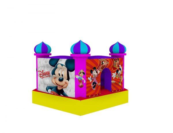Castillo Inflable para niños 1.5mt x 1.5mt 2