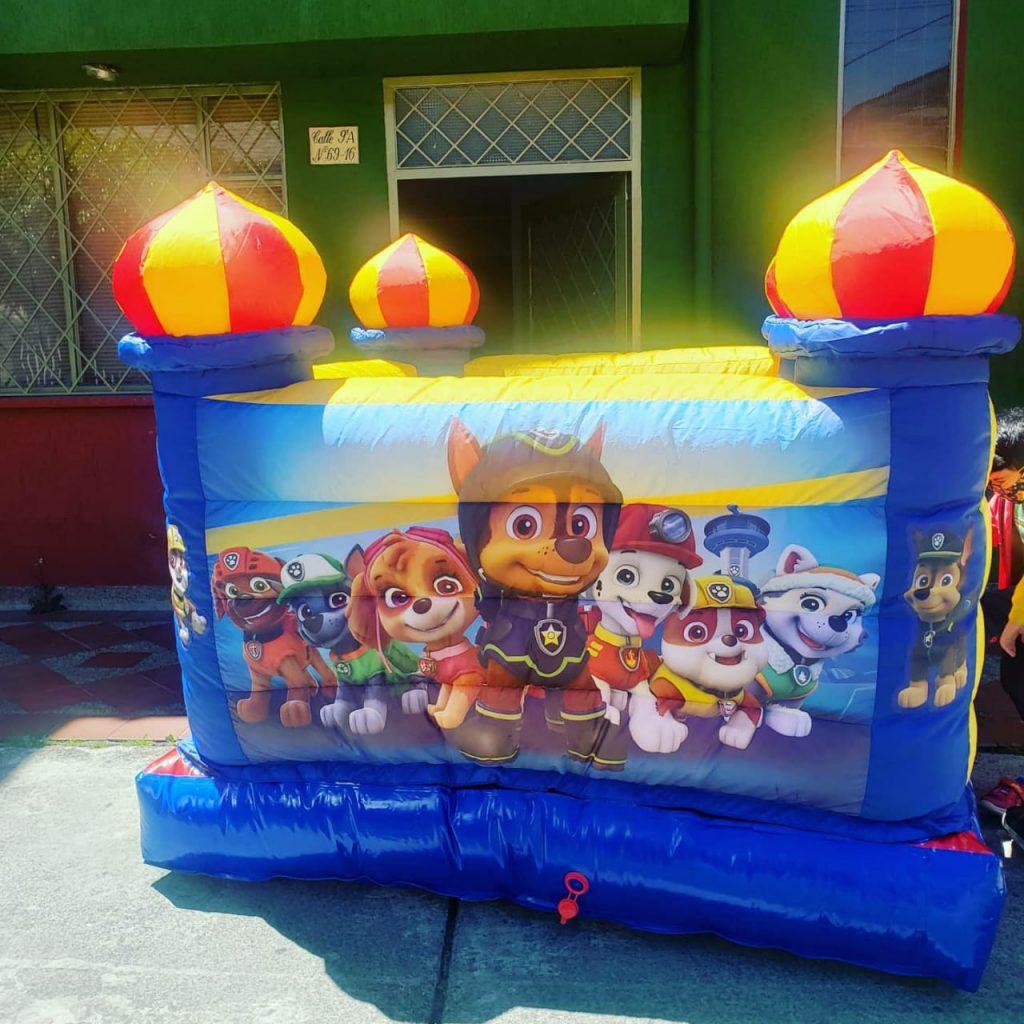 Castillo Inflable Infantil