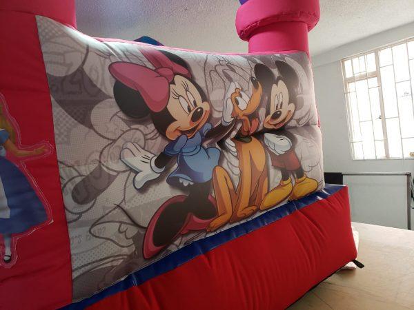 Castillo Inflable para niños 1.5mt x 1.5mt 3