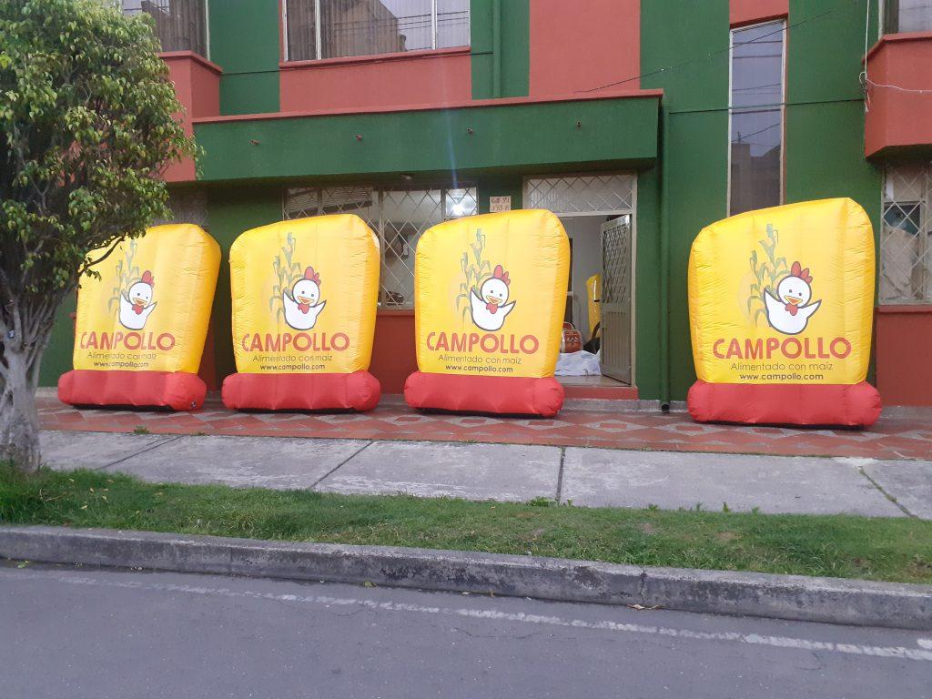 Venta De Inflables en Bogota y toda Colombia 10