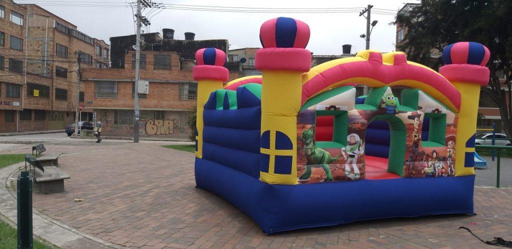 Venta De Inflables en Bogota y toda Colombia 5