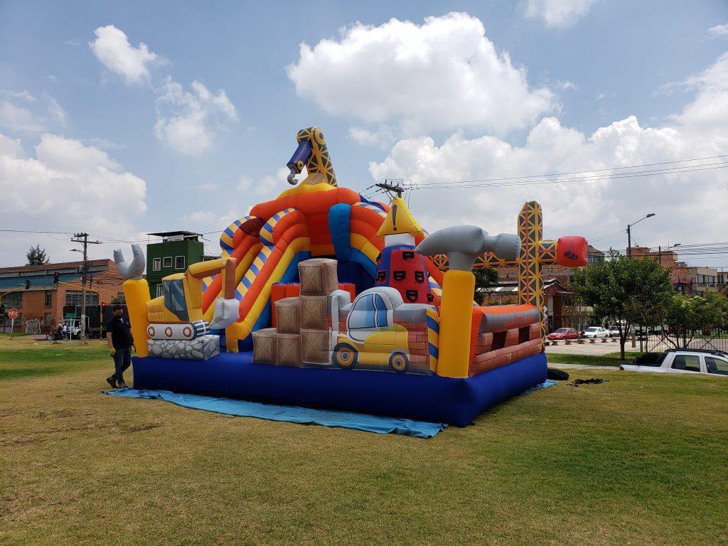 fabrica de inflables recreativos